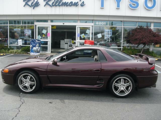 Used 1995 Mitsubishi 3000GT VR4 AWD Twin Turbo Mods MUST SEE For Sale - 8201 Leesburg Pike ...
