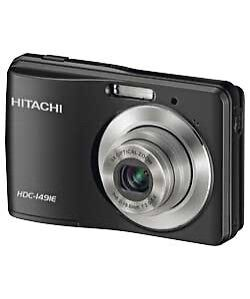 Hitachi-HDC1491-14MP-Digital-Compact-Camera-Black