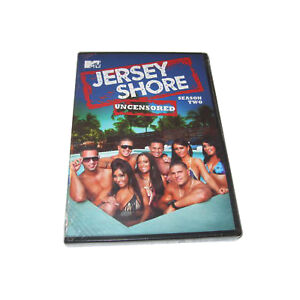 Jersey-Shore-Season-Two-Uncensored-DVD-2010-4-Disc-Set-New