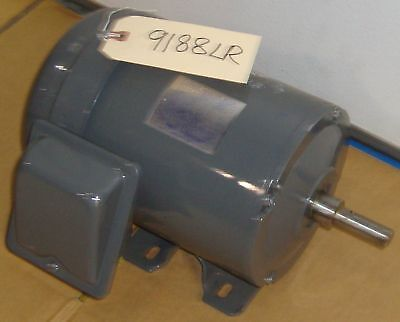 New Teco Westinghouse Electric Motor Hp 3 4 Rpm 1730