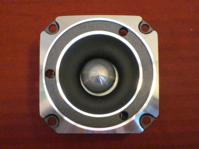 3-1/8 Titanium Tweeter.120 Watts.replacement Speaker.home Audio.one Inch