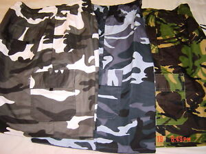MENS-CAMO-COMBAT-CARGO-ARMY-SHORTS-BIG-SIZE-3XL-4XL-5XL