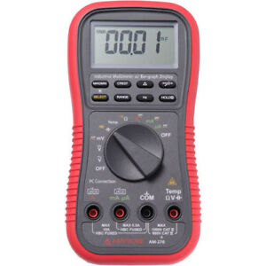 Amprobe-AM-270-TRMS-Industrial-Multimeter-w-Bar-Graph