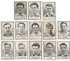 Albert Quixall Sheffield Wed  FAMOUS FOOTBALLERS 1950s