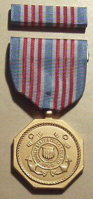 U.S. Coast Guard Medal For HEROISM with RIBBON
