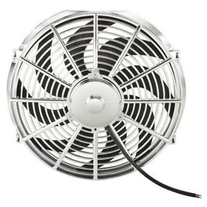 Chrome-Body-9-INCH-THERMO-FAN-kit-electric-fan