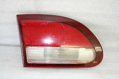 99 Chevrolet Cavalier LH Tail Light Assembly OEM