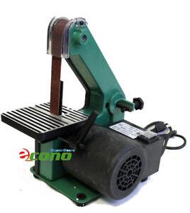 Ul Listed 110v Bench Top 1 X 30 1 3hp Belt Sander 3400rpm Work Shop 1 3 Hp Ebay