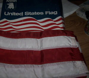 UNITED STATES FLAG -FLOWN OVER CAPITOL ON NOV. 14, 1980
