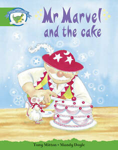 Literacy Edition Storyworlds Stage 3: Fantasy World, Mr Marvel and the Cake by N