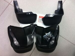 OEM-Honda-96-00-Honda-Civic-Mud-Flaps-2-4dr-Full-Set