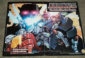 Image-Comics-Micronauts-13-x-10-inch-comic-book-shop-promotional-promo-poster-1