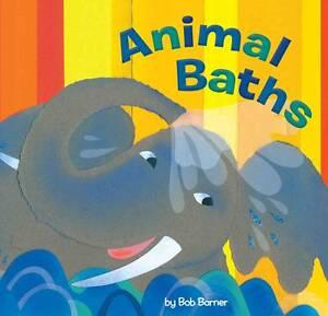 Animal Baths hc, Barner, New Book