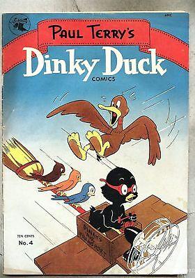 Dinky Duck #4-1952 fn Terry Bears / Paul Terry