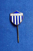 Greece Sports Pin