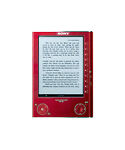 Sony Limited Edition Reader James Patterson Special Edition Reader 250MB, 3G (Unlocked), 6in - Red
