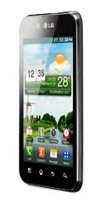 LG Optimus P970 - 2GB - Black (Unlocked)...