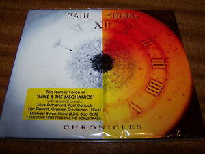 Paul Young - Chronicles 2011 CD (Mike & The Mechanics)