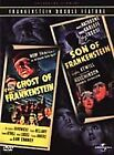 Frankenstein Double Feature - Ghost of Frankenstein/Son of Frankenstein (DVD, 2001)