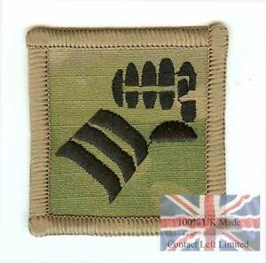 OFFICIAL-Multicam-MTP-Velcro-Backed-20th-Armoured-Infantry-Brigade-TRF-Badge