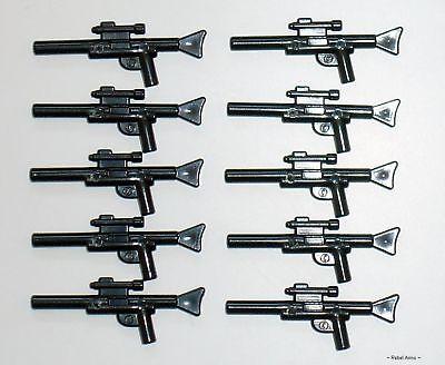 Lego® Star Wars™ - 10 Blaster Gewehre Lang Waffen