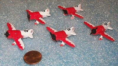 Lot Of 5 Micro Machines Gee Bee Planes Miniature