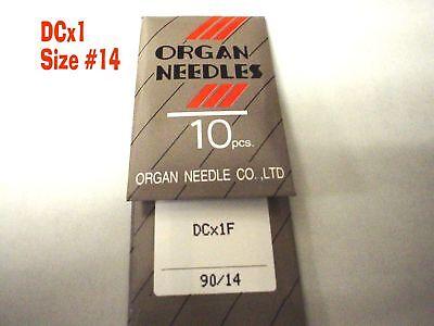 Organ Serger Needle DCx1 Size #14