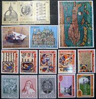 Vaticano 1972 Annata Completa Tot 19 Val.nuovi -  - ebay.it