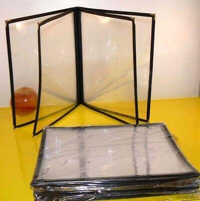 Box of 25pcs Menu Covers, 8.5