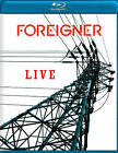 Foreigner: Live (Blu-ray Disc, 2011)