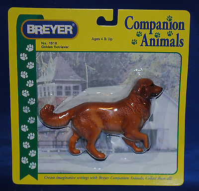 Breyer Golden Retriever Dog 1999 06 Rare  Nib Companion Animal