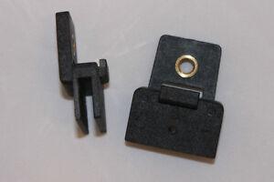 ISUZU TROOPER RODEO AMIGO AXIOM VEHICROSS WINDOW Channel Clip *WITH INSTRUCTIONS