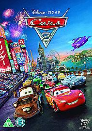 Cars 2 DVD 2011  DVD  BCVG The Cheap Fast Free Post - Bournemouth, Dorset, United Kingdom - Cars 2 DVD 2011  DVD  BCVG The Cheap Fast Free Post - Bournemouth, Dorset, United Kingdom