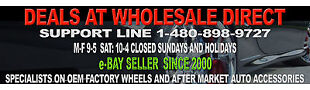 DEALS AT WHOLESALE DIRECT