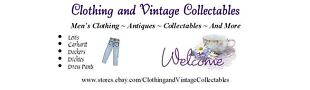 ClothingandVintageCollectables