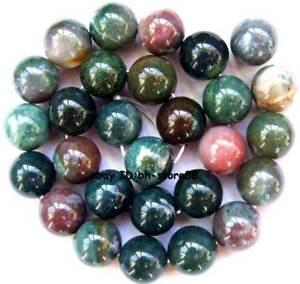 14mm-natural-India-Agate-round-gemstone-Beads-15