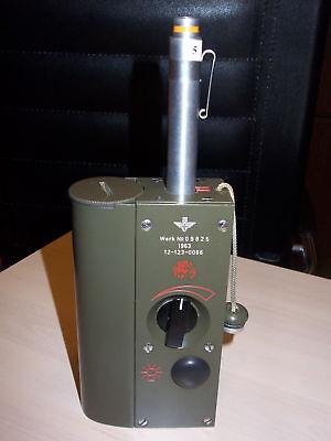 Rückstellgerät für Dosimeter, FH 390, Geigerzähler ATOM