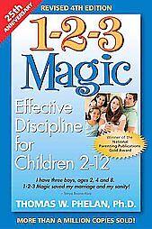 1-2-3-Magic-Effective-Discipline-for-Children-2-12-by-Thomas-W-Phelan-2010