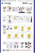 DC 10 Safety Card