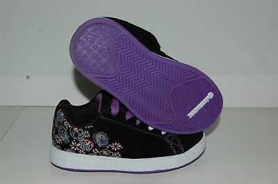 Airwalk Craze Ii Skate Black/purple Youth Sizes-