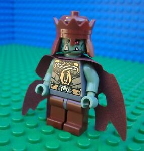 Lego-Castle-Orc-King-Knights-Minifigs-Trolls-7097