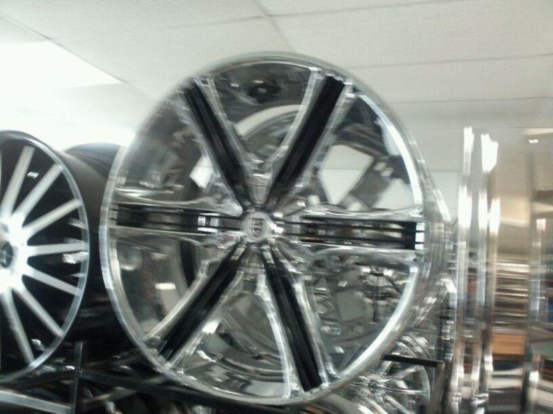 """26"""" Lexani Arrow Wheels Tire Dub Forgiato asanti MHT"""