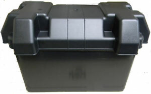 Battery Box Large New Caravan Boat RV 4WD Accessories Free Postage Parts Car