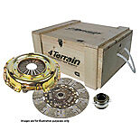 Heavy Duty 4Terrain Clutch Kit suit Toyota Landcruiser FZJ80 4.5L 1FZFE 95-96