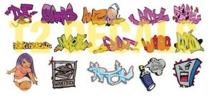 HO-Scale-Custom-Graffiti-Decals-10-Weather-Your-Box-Cars-Hoppers-Gondolas