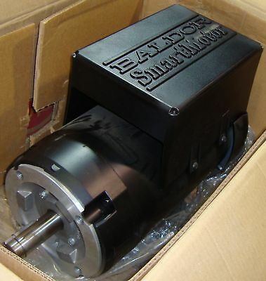 New Baldor Electric Motor Hp 10 Rpm 3450 Contr 9086lr