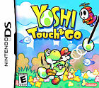 Nintendo DS E-Everyone Yoshi Touch & Go Video Games