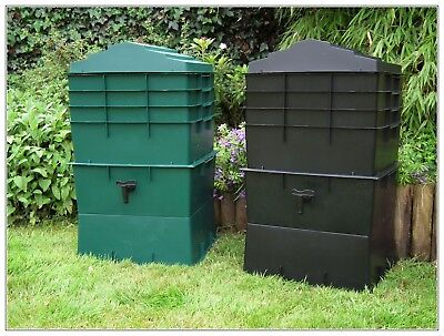 Wormcity Wormery 5 Tray (125 Litre) HOUSING  (No Worms)  Made In The UK