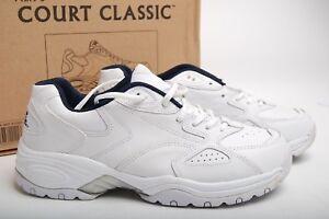 new kirkland signature mens court classic shoes white ebay
