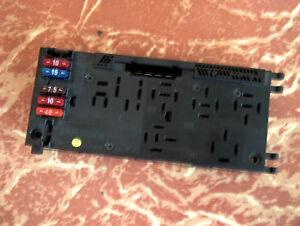 a0025452701 mercedes w202 w210 clk slk fuse box 0025452701 ebay